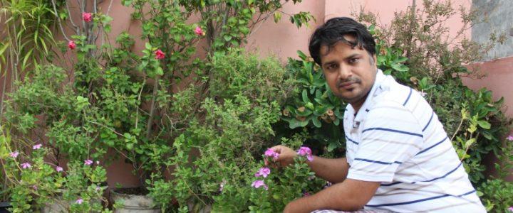 My Terrace Garden in East Delhi – Share your Photographs