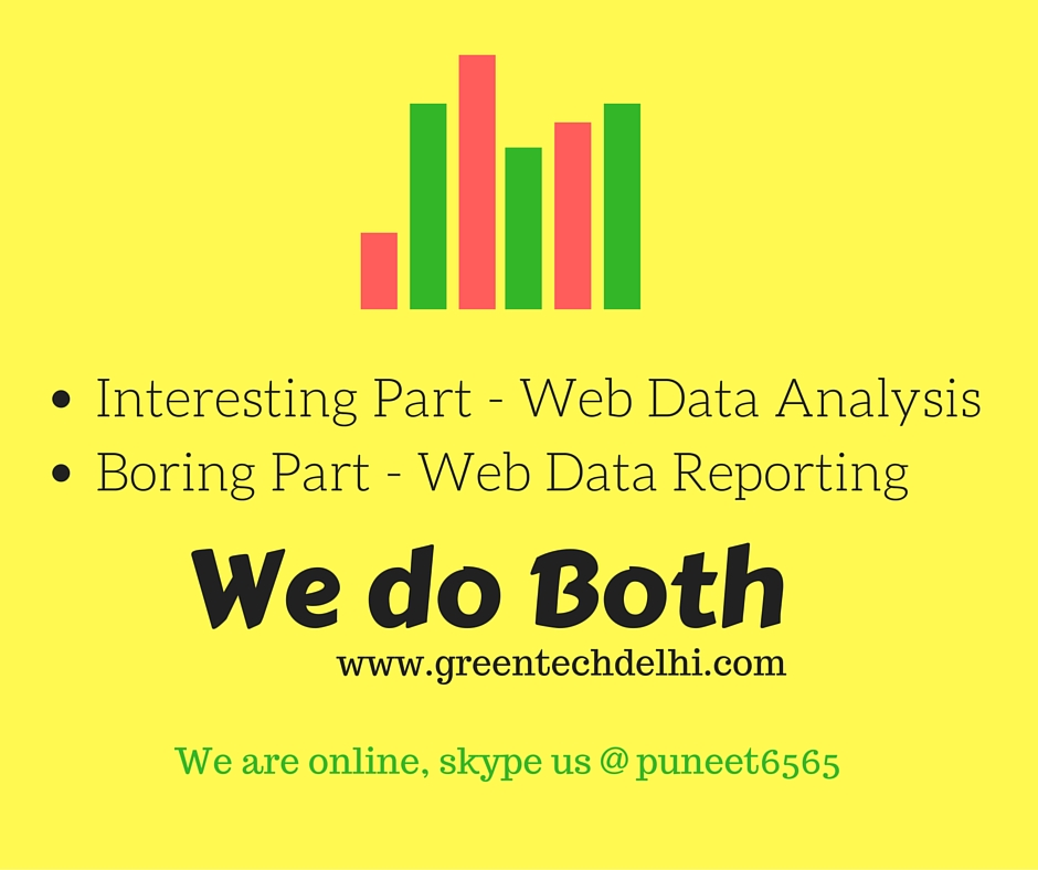 Interesting Part - Data AnalysisBoring Part - Data Reporting