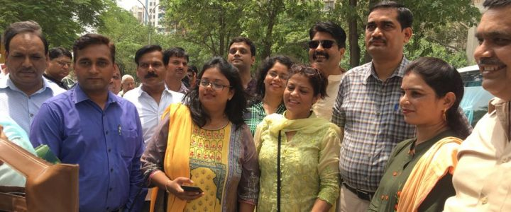 Green Vaishali Campaign Organized by NurturePlanet Group