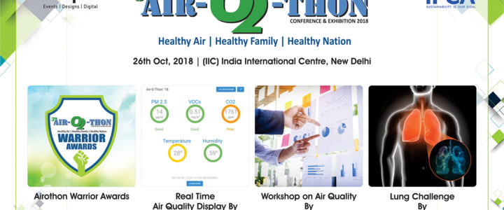 Third Edition of Air-O-Thon in New Delhi Organized by VProspurs and IPCA