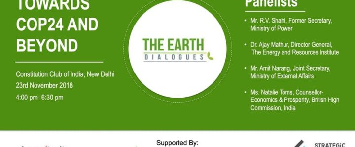 The Earth Dialogues