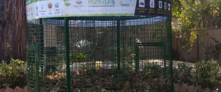 Ruchitra,  Innovative Solution for Horticulture Waste Management