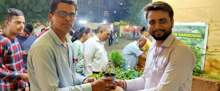 MGD Green Talk with MSW Student Rahul Chandna