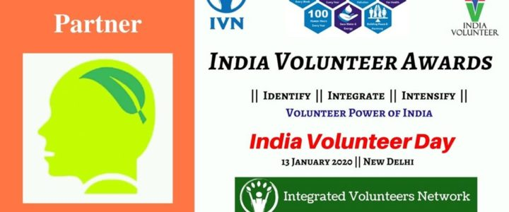 India Volunteer Awards Nominations – Share Your Story Today!