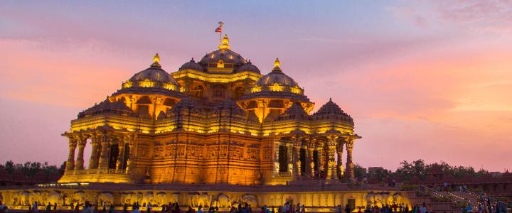 Heaven of Delhi