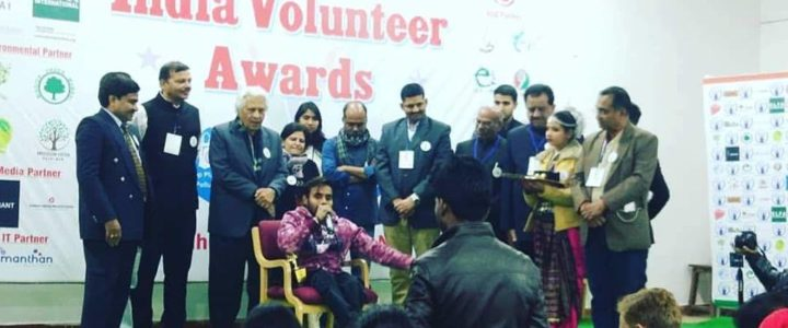 Mission Green Delhi selected as Environmental Partner for India Voluteer Day