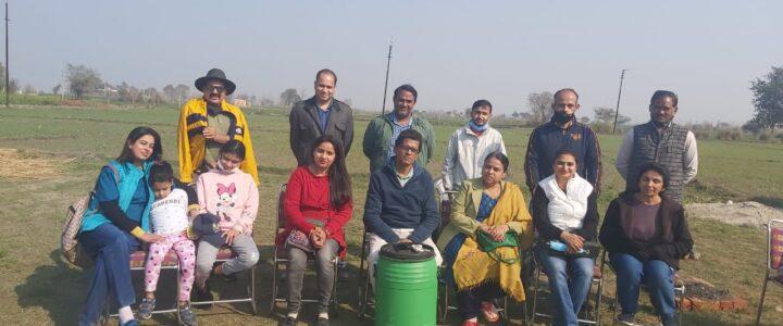 Urban Harvesting & Domestic Waste Management in Burari