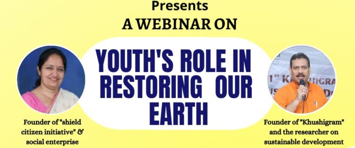 Youth's Role in Restoring Our Earth: Talk Show By Sri Aurobindo College